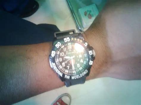 Jam Tangan Outdoor Tahan Banting soal jam tangan untuk prajurit moeldoko pasti tahan banting