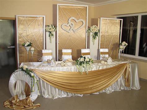 Hochzeitsdekoration G Nstig by Gold Hochzeitsdekoration G 252 Nstig Mieten Deko Point
