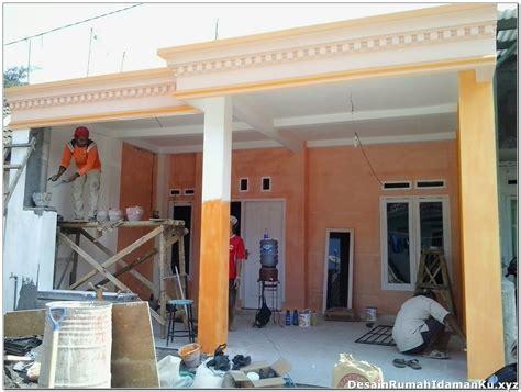 renovasi rumah bagian depan desain rumah minimalis gambar foto wallpaper
