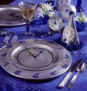 jolies tables pour le r 233 veillon du nouvel an floriane