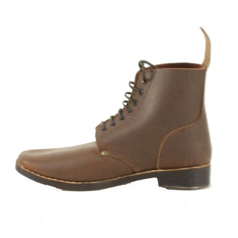 ww1 b5 boots brown ankle boot