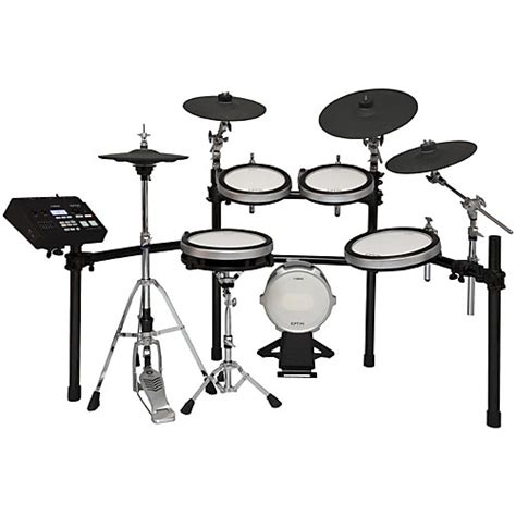 Drum Elektrik Yamaha Dtx522 yamaha dtx 760k electronic drum set with rack musician s friend