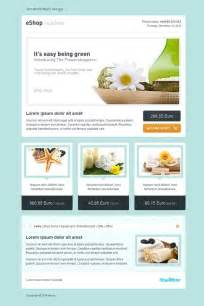 enews templates newsletter templates template idea