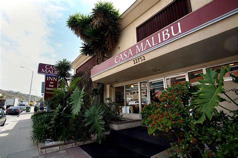 casa malibu inn commission oks ellison motel makeover news malibutimes