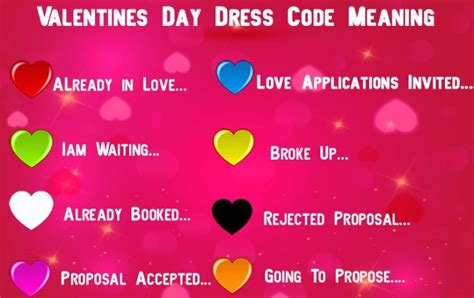 happy valentines day meaning happy s day dress color code meanings february