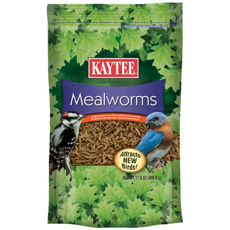 kaytee mealworms for wild birds by kaytee at mills fleet farm