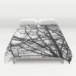 duvet covers black and white black and white tree branches modern duvet cover size