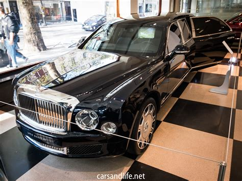 bentley mulsanne limo bentley mulsanne grand limousine mulliner