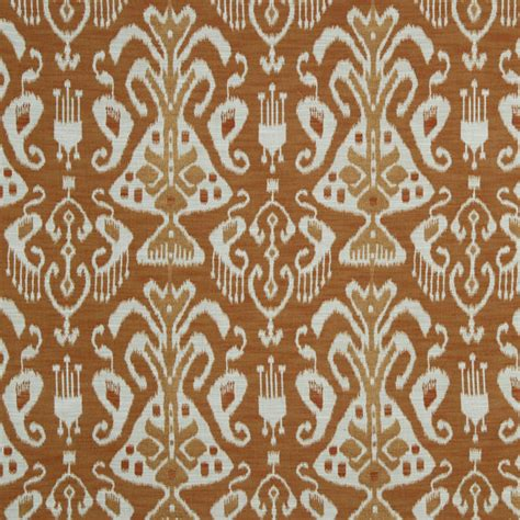 upholstery fabric for sale on sale orange ikat upholstery fabric for furniture