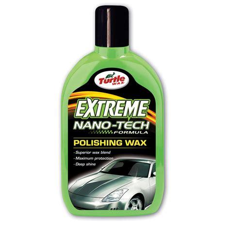 Turtle Wax turtle wax car cleaner nanotech polishing