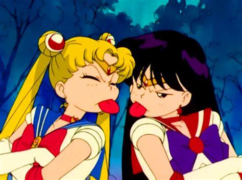 Original Sailor Moon Time Sailor Mars New sailor moon crystal season 3 preview uranus and neptune