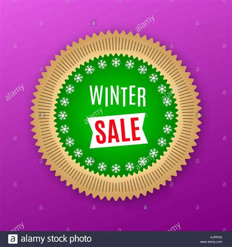 Winter Sale At The Green Directory Shop by Shop Year Stock Photos Shop