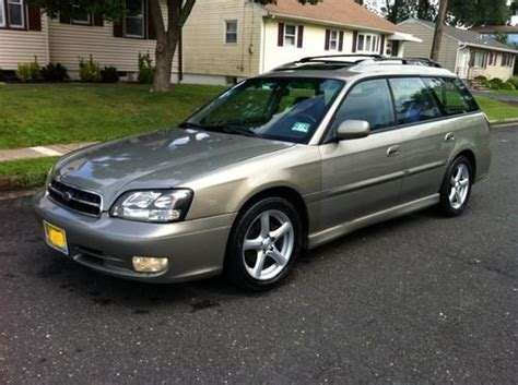 2001 Subaru Legacy by Buy Used 2001 Subaru Legacy Gt Wagon 4 Door 2 5l In