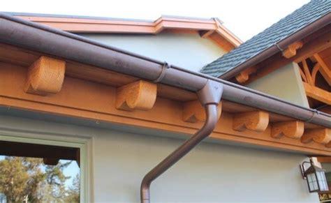 K Style Plastic Gutter Outside Corner - seamless gutters cost calculator