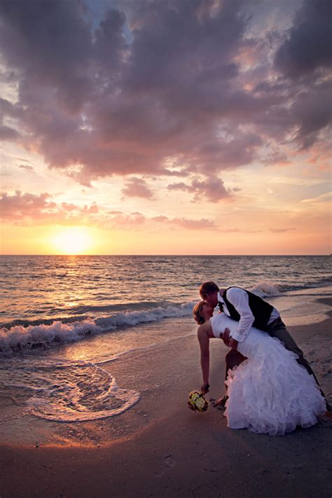 beach weddings  treasure island  st pete beach florida