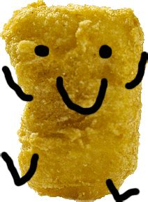Nuget Cutel 50 reasons why chicken nuggets are better than boys