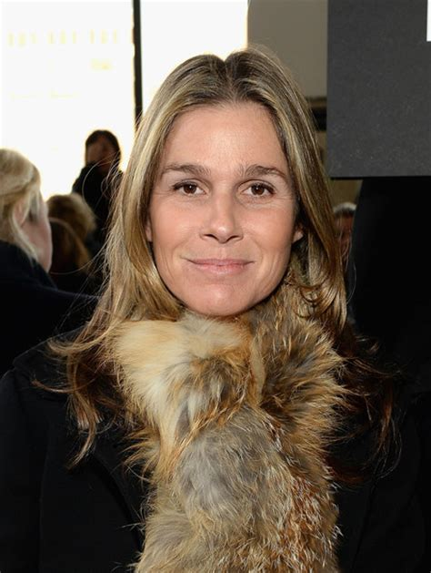 aerin lauder aerin lauder pictures front row at the michael kors show