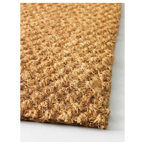 Cleaning Mats Naturally sindal door mat 50x80 cm ikea