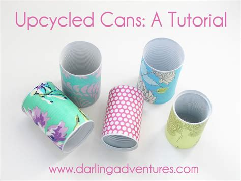 upcycle cans upcycled recycled renewed reused - Upcycle Cans