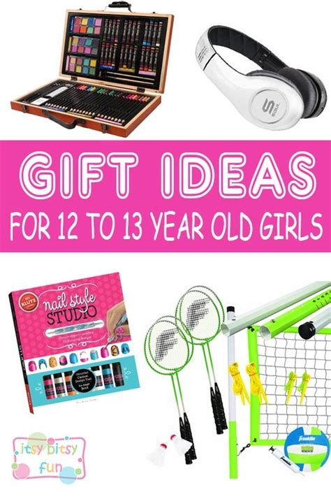 christmas gifts for 12 year old girls world of exles