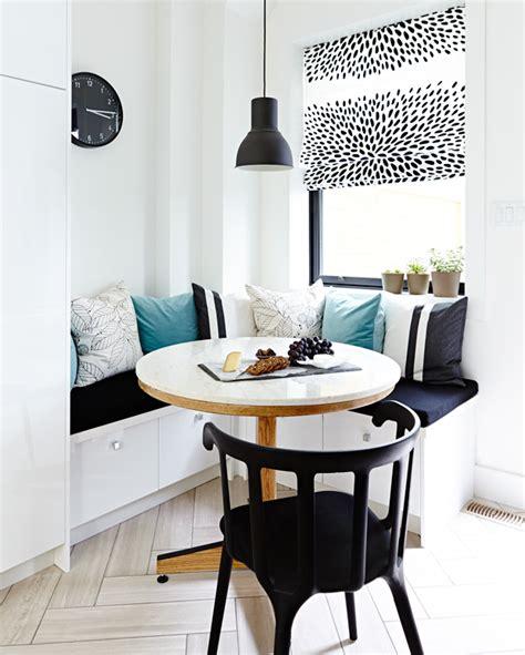 table coin cuisine petits espaces 10 id 233 es pour un coin repas maison et