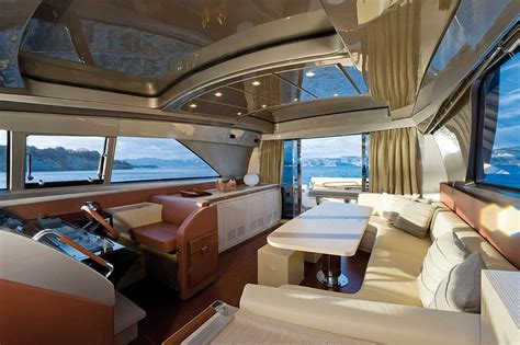Princess Rifa yacht comparison between riva 68 and princess 72 26
