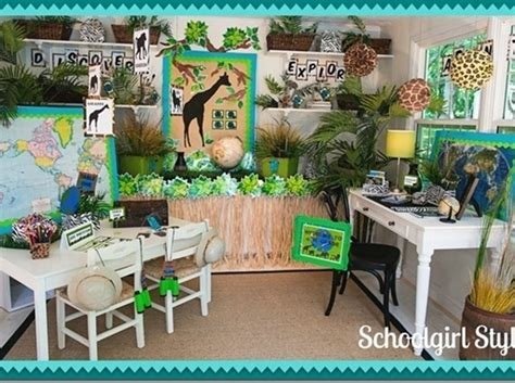 jungle theme classroom decorations 30 epic exles of inspirational classroom decor