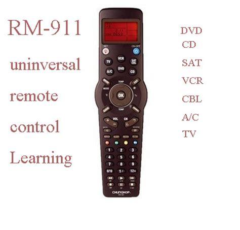 Chunghop Remot Kontrol Universal 3 In 1 Rm 88e Black chunghop rm 991 universal remote 3xaaa battery learning function used for tv sat dvd cbl
