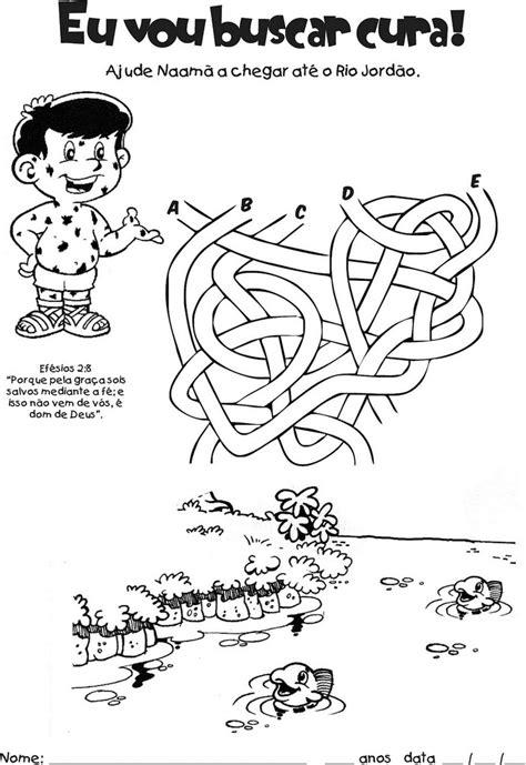 Apascentar os Pequeninos: Naamã (3)
