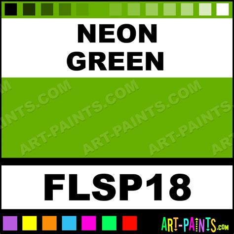 neon green cool color spray fabric textile paints flsp18 neon green paint neon green color