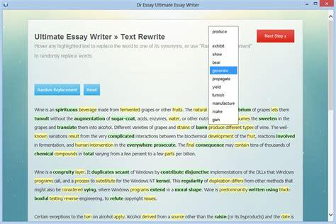essay writer software auto assignment writer dr essay