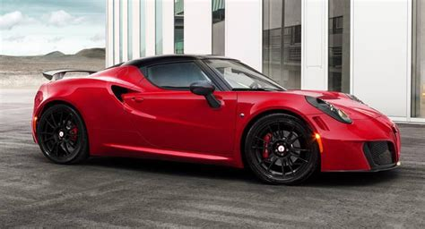 alfa 4c interni alfa romeo 4c tuned to the next level by pogea