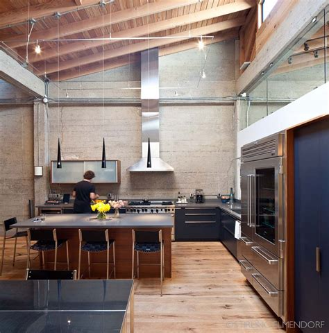 san francisco kitchen design sf loft in san francisco california by wardell sagan