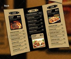10 psd tri fold menu templates free images tri fold
