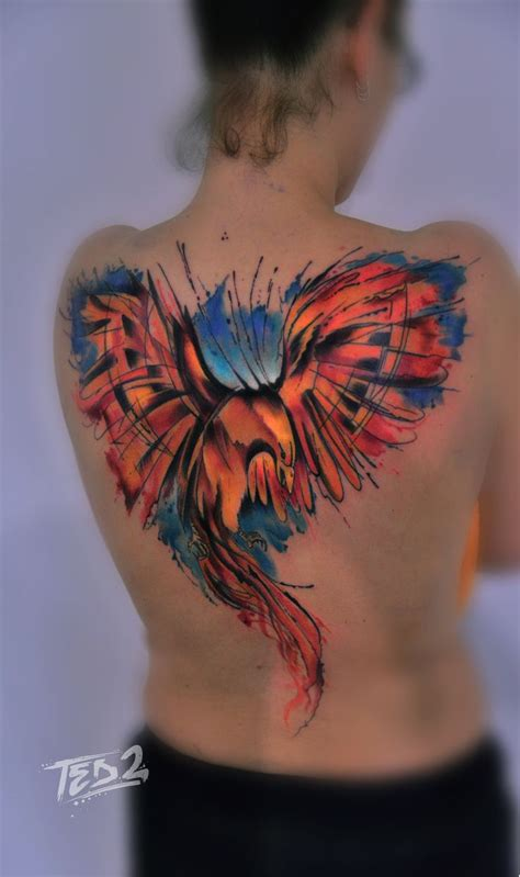 phoenix tattoo parlour 50 best images about watercolour tattoo on pinterest