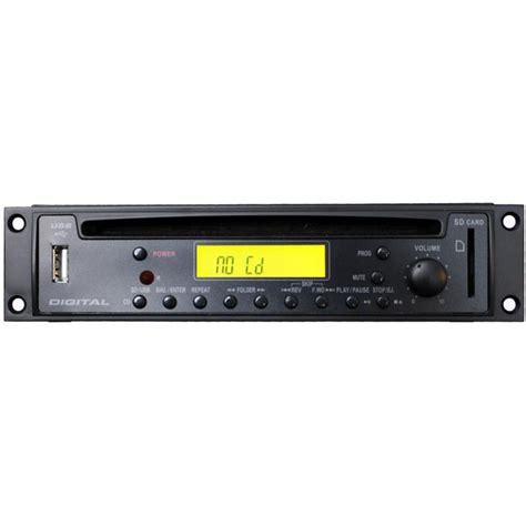 Rack Mount Mp3 Player by Rolls Hr72x Rack Mountable Cd Mp3 Player With Xlr Output