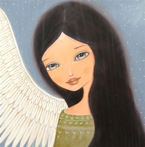 angel bava angel illustration by ankakus angel pinterest