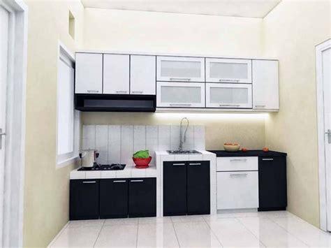 Kabinet Dapur Minimalis 71 desain dapur minimalis modern sederhana sangat mewah 2017