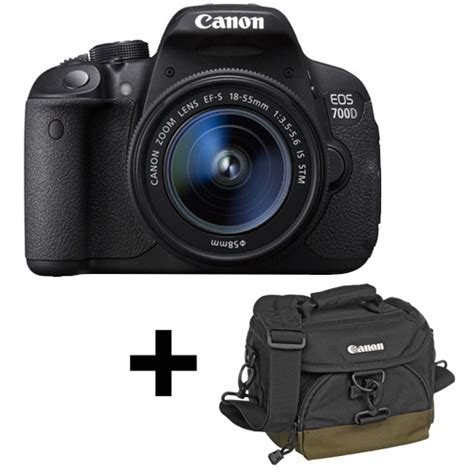 canon eos 700d bag canon eos 700d dslr and 18 55mm stm lens kit