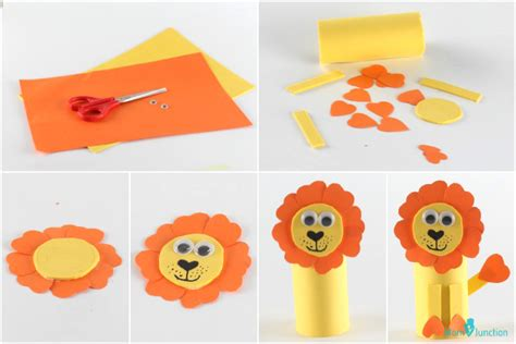 crafts for preschoolers to make 15 easy to make animal crafts for