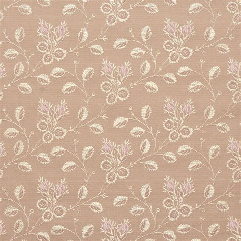 pink floral upholstery fabric gold and pink floral brocade upholstery fabric by the yard
