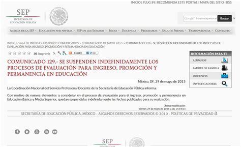 resultados evaluacin de permanencia 2015 resultados evaluacion docente permanencia 2015 2016