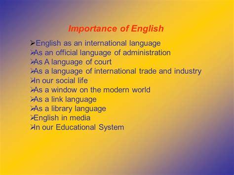 biography of english language teaching of general english unit i preliminary statement