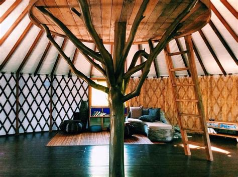 airbnb yurt 10 best airbnb treehouses in hawaii the travel women
