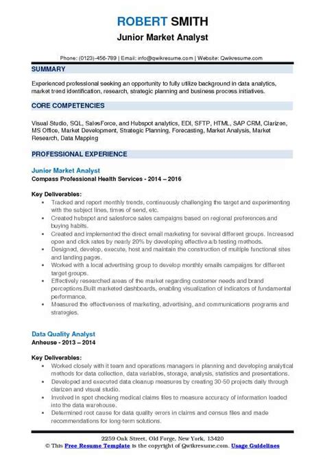 market research analyst resume sle resume analyzer resume sle business analyst business