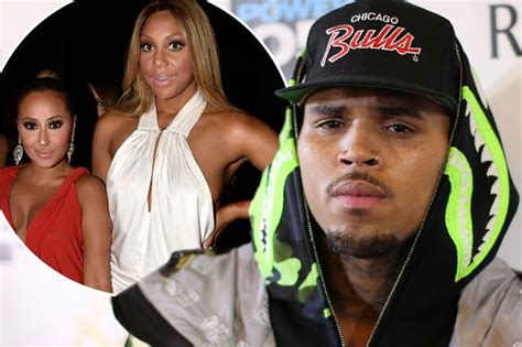 adrienne bailon not happy with chris brown s rant karrueche hits back after chris brown s instagram