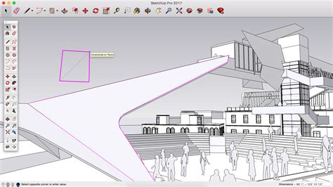 Architectural Layouts sketchup 2017 je tady