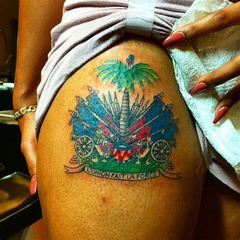 haitian flag tattoo best 25 haiti ideas on haitian