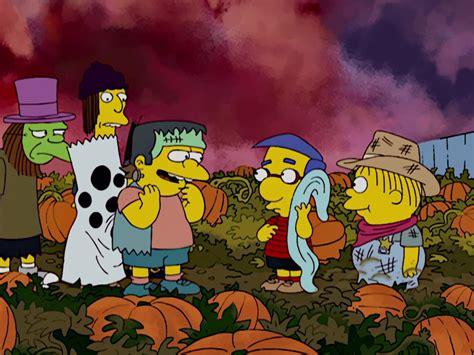imagenes simpson halloween los simpson halloween im 225 genes the simpsons halloween