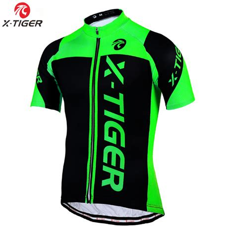 Jaket Sweater Hoodie Mountain Bike Import Quality Keren Motifkita ᗑx tiger 2017 summer cycling cycling jerseys mans mountain bicycle clothing maillot maillot